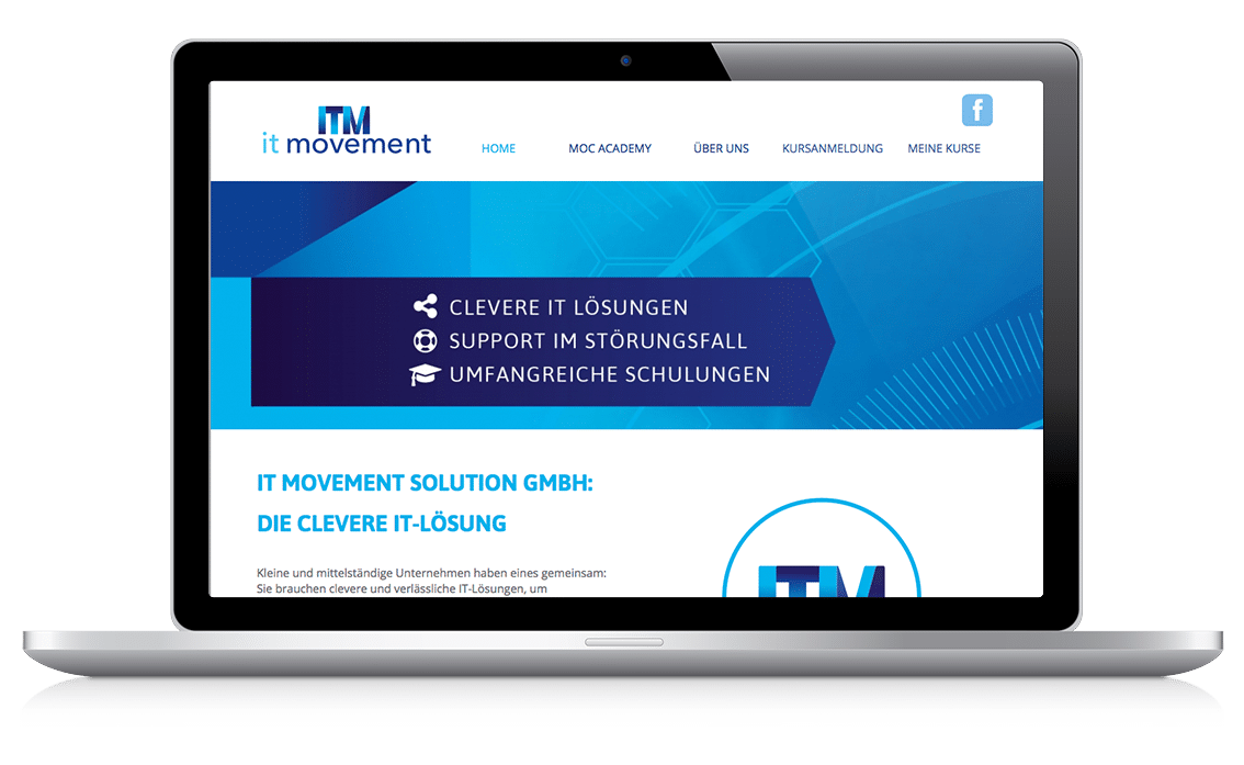 Website IT Movement