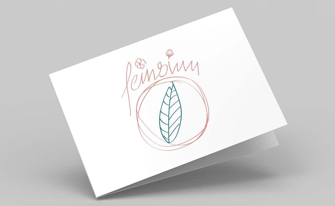 handgezeichnetes Logo Nürnberg