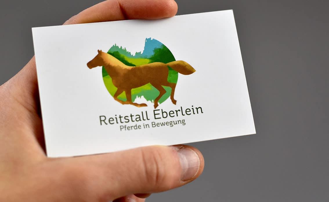 Visitenkarte Design Nürnberg